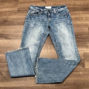 Maurice's Morgan New Bootcut Jeans size 5/6